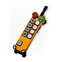 Industrial Wireless 8-Dual Speed buttons Crane Remote Control