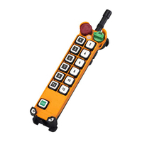 12 Key Single Speed Industrial Remote Crane Control