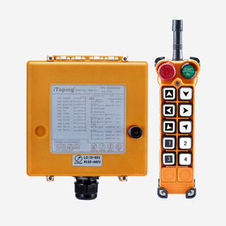 Industrial Wireless Single Speed Crane Remote Control F26-B1