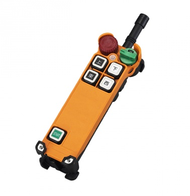 How to correctly apply wireless crane control system?