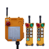 6 Button Single Speed Wireless Crane Control