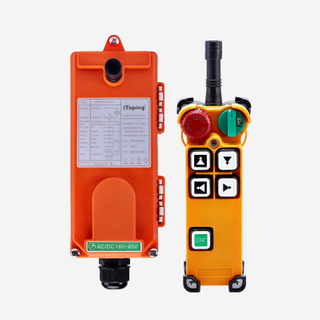 Industrial Dual Speed Remote Crane Control F21-4D
